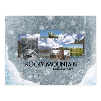 Carte Postale Montagne rocheuse NP d'ABH