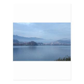 Carte Postale Montagnes de la Suisse