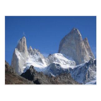 Carte Postale Montagnes rocheuses