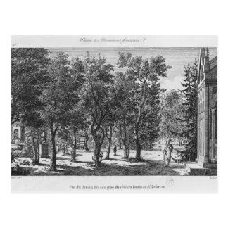 Carte Postale Monuments Francais, Paris de DES de Musee
