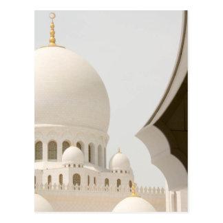 Carte Postale Mosquée 3 de cheik Zayed