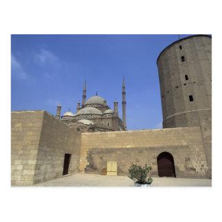 Carte Postale Mosquée de Mohammed Ali à la citadelle du Caire,