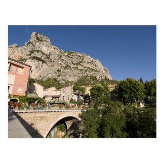 Carte Postale Moustiers-Sainte-Marie, Provence, France