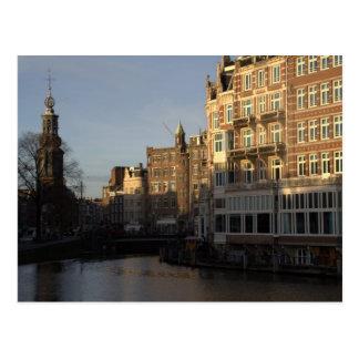 Carte Postale Muntplein, Amsterdam