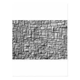 Carte Postale Mur en pierre