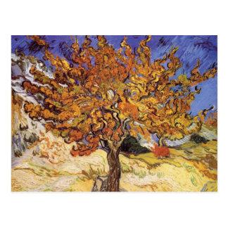 Carte Postale Mûrier par Vincent van Gogh