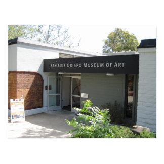 Carte Postale Musée d'Art de San Luis Obispo