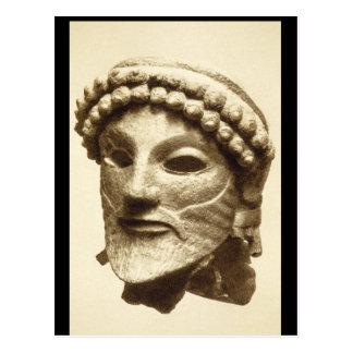 Carte Postale musée de Zeus', d'Olympia_Art de l'antiquité