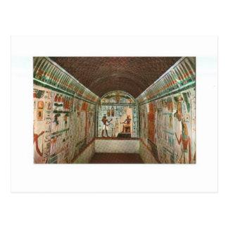 Carte Postale Musée d'Egypian - le Caire