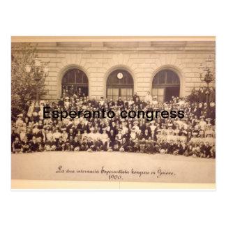 Carte Postale Musée d'espéranto à Vienne