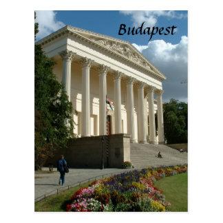 Carte Postale Musée National hongrois