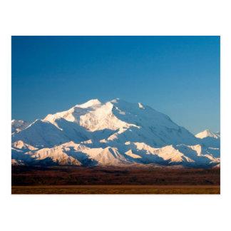 Carte Postale N.A., Etats-Unis, Alaska.  Le mont McKinley dans