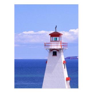 Carte Postale N.A. Le Canada, île Prince Edouard. Cap Tryon
