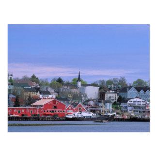Carte Postale N.A. Le Canada, la Nouvelle-Écosse. Une vue de