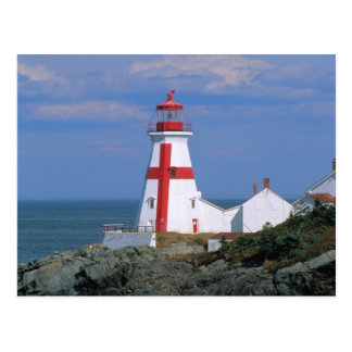Carte Postale Na, Canada, Nouveau Brunswick, île de Campobello