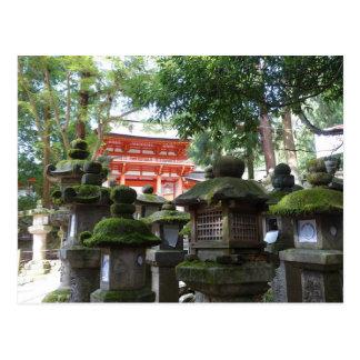Carte Postale Nara Japon