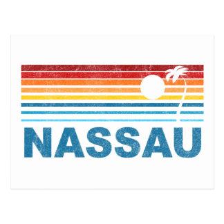 Carte Postale Nassau Bahamas