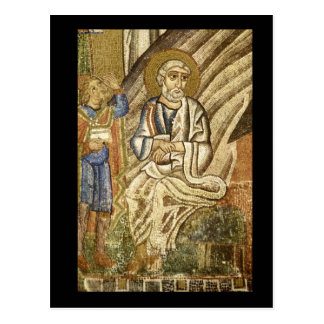 Carte Postale Nativité, Joseph', Hosios_Art de l'antiquité