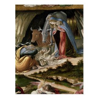 Carte Postale Nativité mystique, 1500