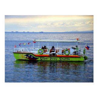 Carte Postale Navette superbe de Pinoy