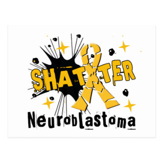 Carte Postale Neuroblastome d'éclat