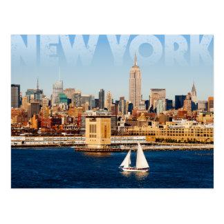 Carte Postale New York City