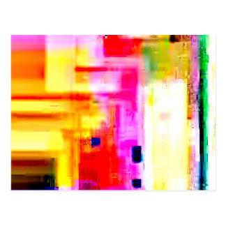 Carte Postale No. visuel 2 de la récupération d'écran de