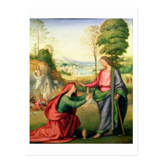 Carte Postale Noli je Tangere, c.1508 (huile sur la toile)