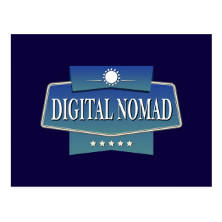 Carte Postale Nomade de Digitals