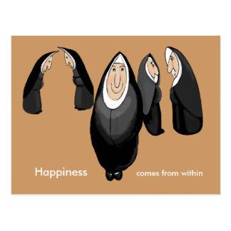 Carte Postale nonnes
