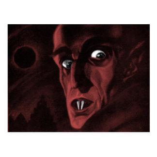 Carte Postale Nosferatu !