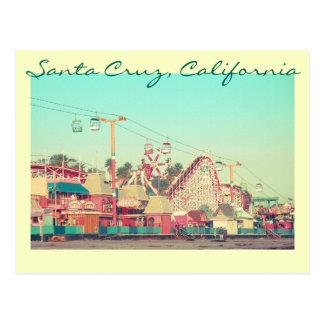 Carte Postale Nostalgie de Santa Cruz