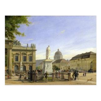 Carte Postale Nouveau Guardshouse, arsenal, Palace de prince et