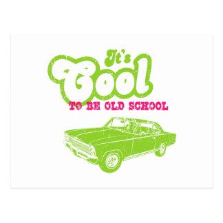 Carte Postale Nova 1966 de Chevrolet solides solubles