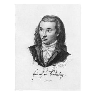 Carte Postale Novalis 1845