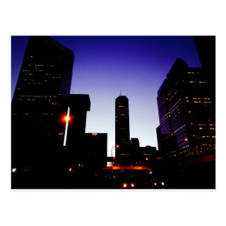 Carte Postale Nuit de Minneapolis