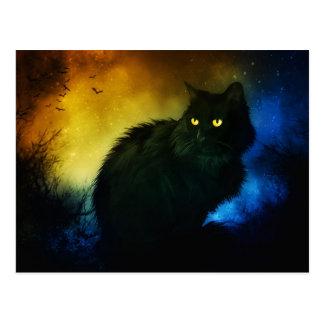 Carte Postale Nuit de Salem
