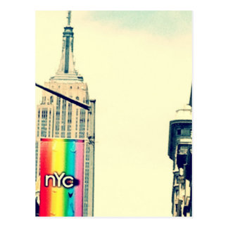 Carte Postale Nyc de gay pride