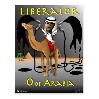 Carte Postale O de l'Arabie