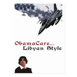 Carte Postale ObamaCare