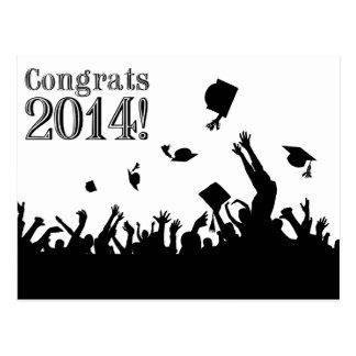 Carte Postale Obtention du diplôme 2014