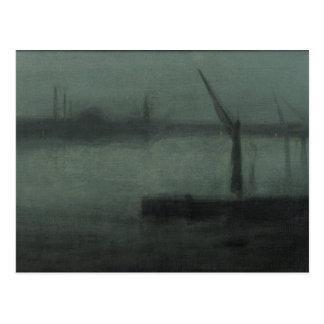 Carte Postale Oeuvre d'art de Whistler