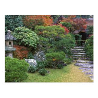 Carte Postale Okochi Sanso, Arashiyama, Kyoto, Japon