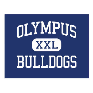 Carte Postale Olympe - bouledogues - junior - Salt Lake City