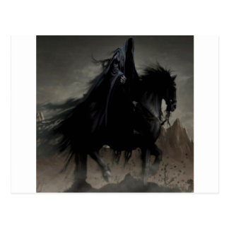 Carte Postale ombre abstraite horsemen.jpg d'imaginaire