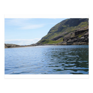 Carte Postale Ondulations sur l'eau