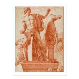 Carte Postale Opus Fidiae par Goltzius