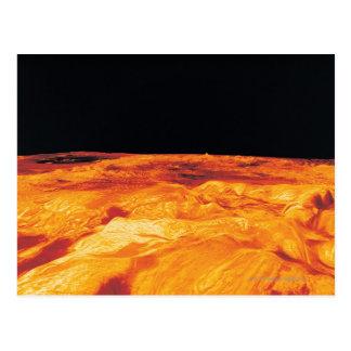 Carte Postale Ovda REGIO sur Vénus