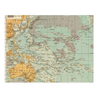 Carte Postale Pacifique