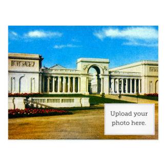 Carte Postale Palais de la légion d'honneur